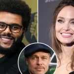 New Couple?Angelina & The Weeknd have 'dinner together'